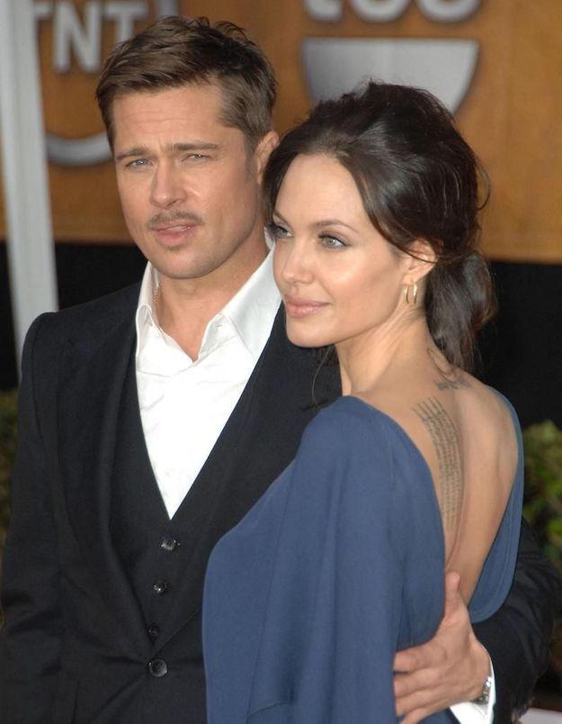Brad Pitt et Angelina Jolie ont arrêté leur thérapie familiale