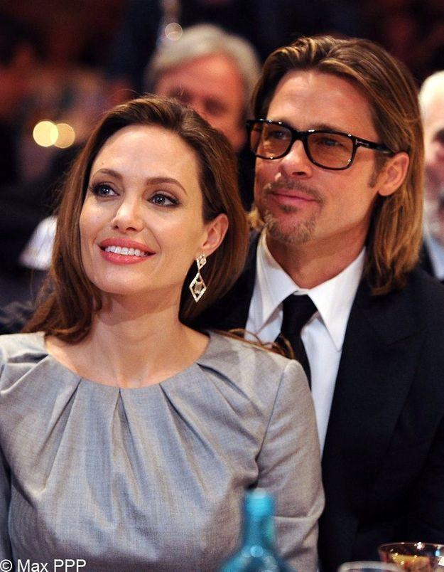Brad Pitt et Angelina Jolie organisent leur soirée spéciale JO !