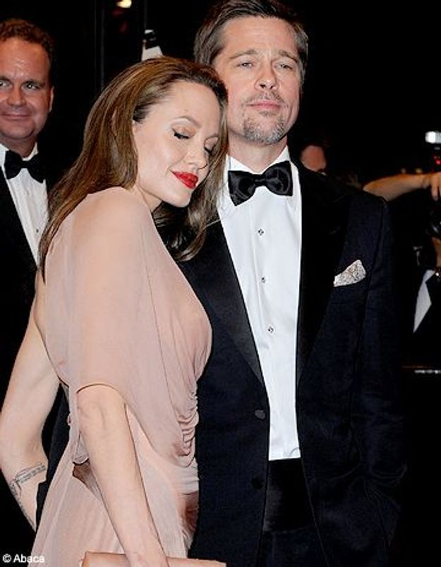 Brad Pitt et Angelina Jolie plus amoureux que jamais