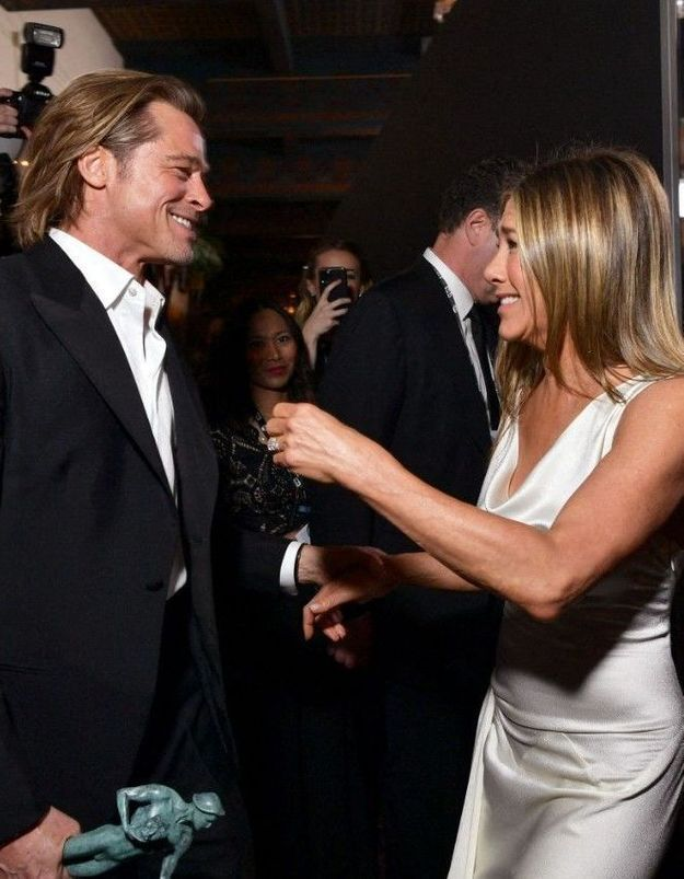 Brad Pitt et Jennifer Aniston amoureux ? Ils livrent (enfin) leur vérité !