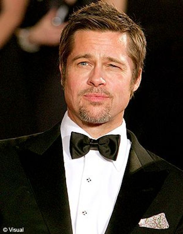 Brad Pitt, futur  maire de la Nouvelle-Orléans ?