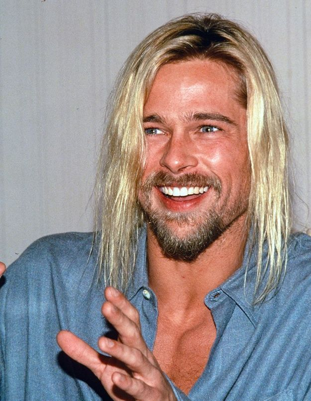 Brad Pitt : « J'ai passé mon temps à me cacher à fumer des joints »