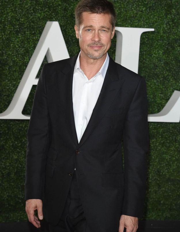 Brad Pitt : première sortie très amaigri sur tapis rouge, avec Marion Cotillard