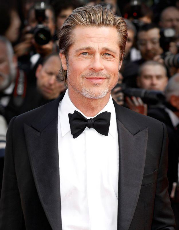 Brad Pitt : sa compagne Nicole Poturalski de retour avec son mari