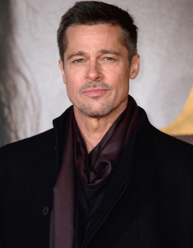 Brad Pitt se confie sur son divorce