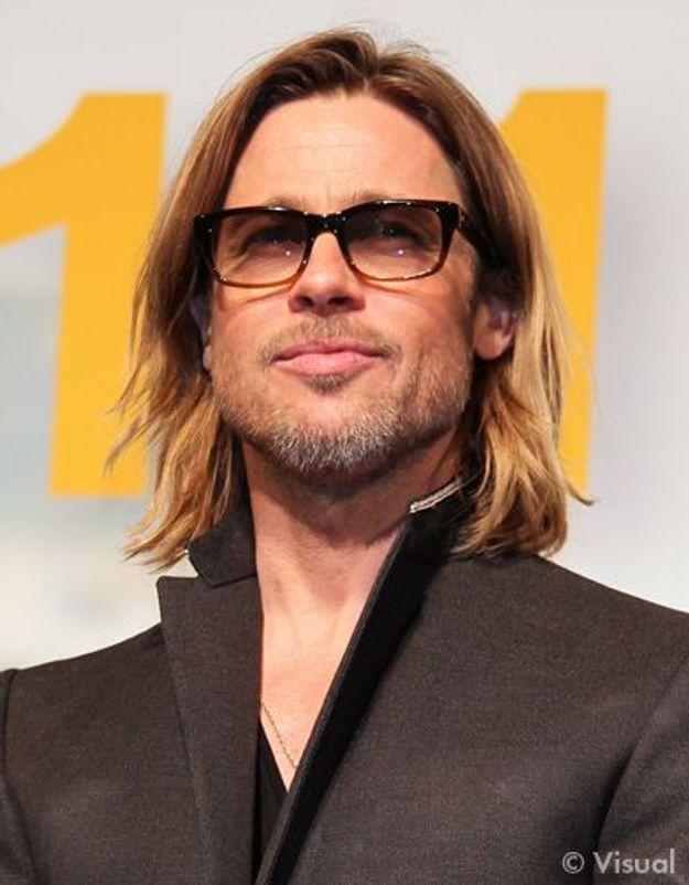 Brad Pitt se met en vente aux enchères