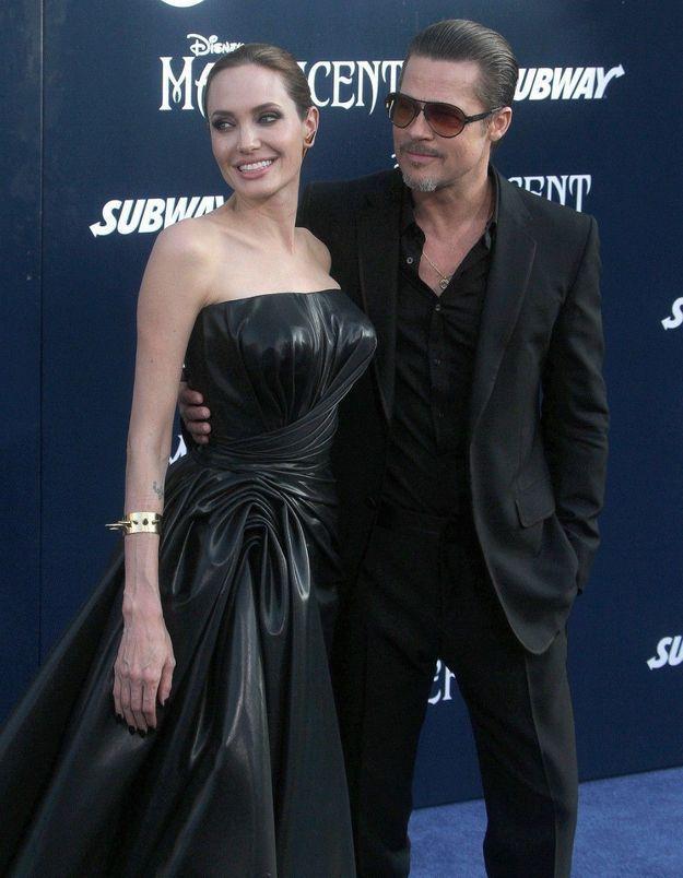 Brad Pitt ulcéré par le comportement d'Angelina Jolie : il n'hésite pas à la critiquer !