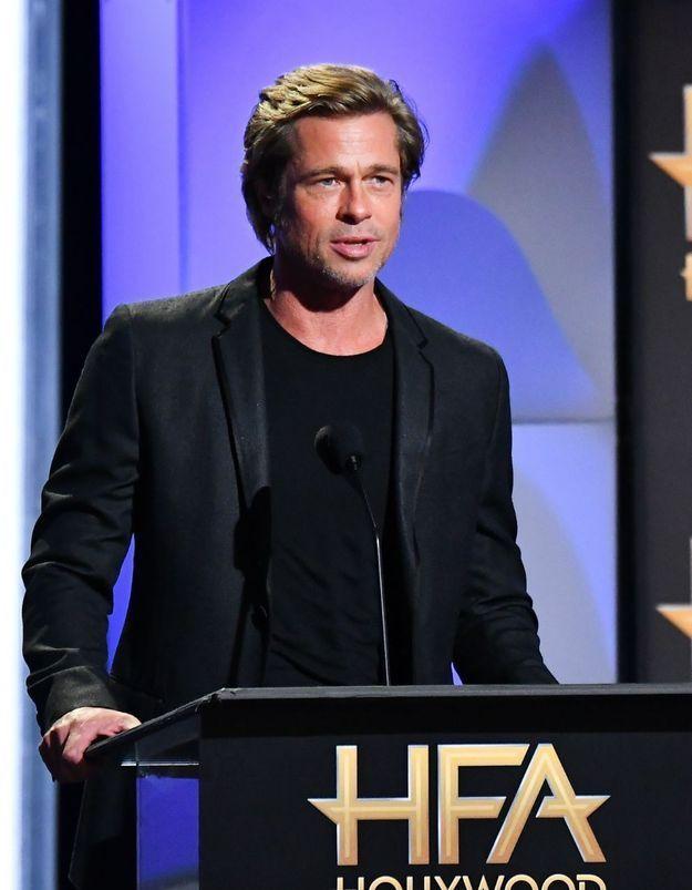 Brad Pitt : une de ses ex prend sa défense sur Internet !