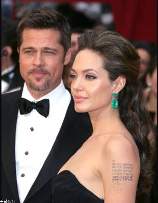 Brad Pitt : un enfant avec une autre femme qu'Angelina ?