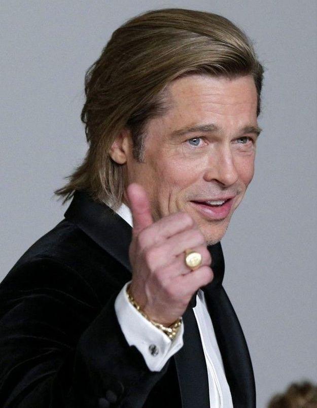 Brad Pitt : une actrice connue lui rend régulièrement visite durant le confinement