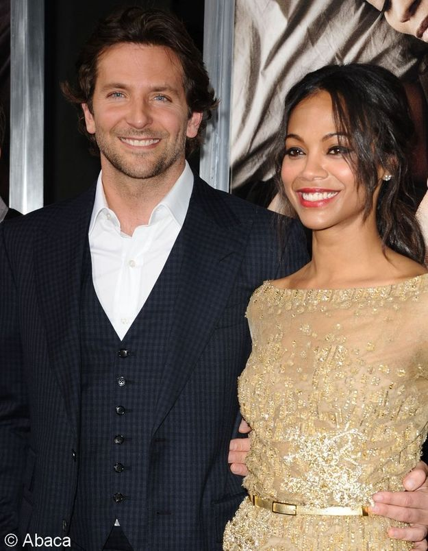Bradley Cooper et Zoe Saldana : bientôt le mariage ?