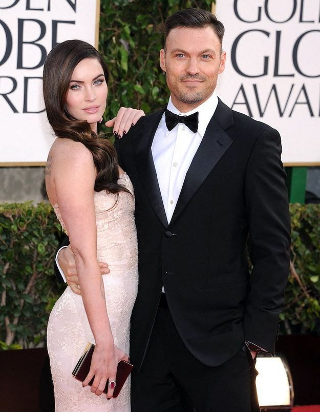 Brian Austin Green officialise sa rupture avec Megan Fox