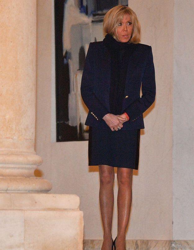 Brigitte Macron : comment elle a veillé sur Laura Smet après la mort de Johnny Hallyday