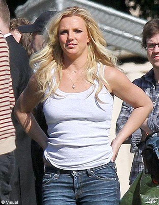 Britney Spears accusée de harcèlement sexuel