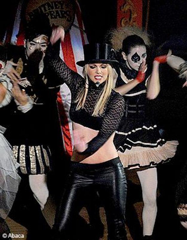 Britney Spears, bientôt en tournée en France