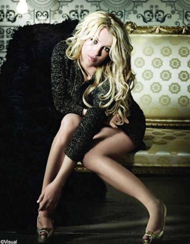 Britney Spears de retour avec un nouvel album