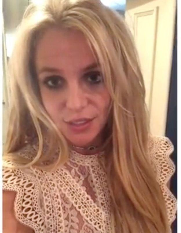 Britney Spears internée : son étrange vidéo pour rassurer ses fans