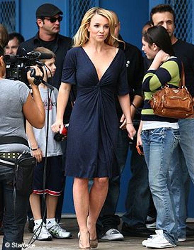 Britney Spears : méconnaissable !