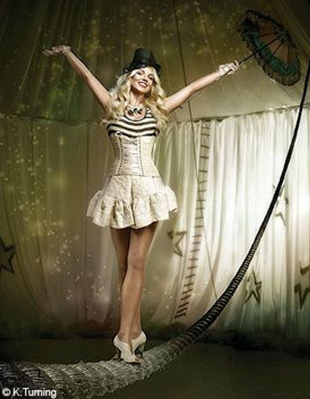 Britney Spears, nouvelle cible de la PETA