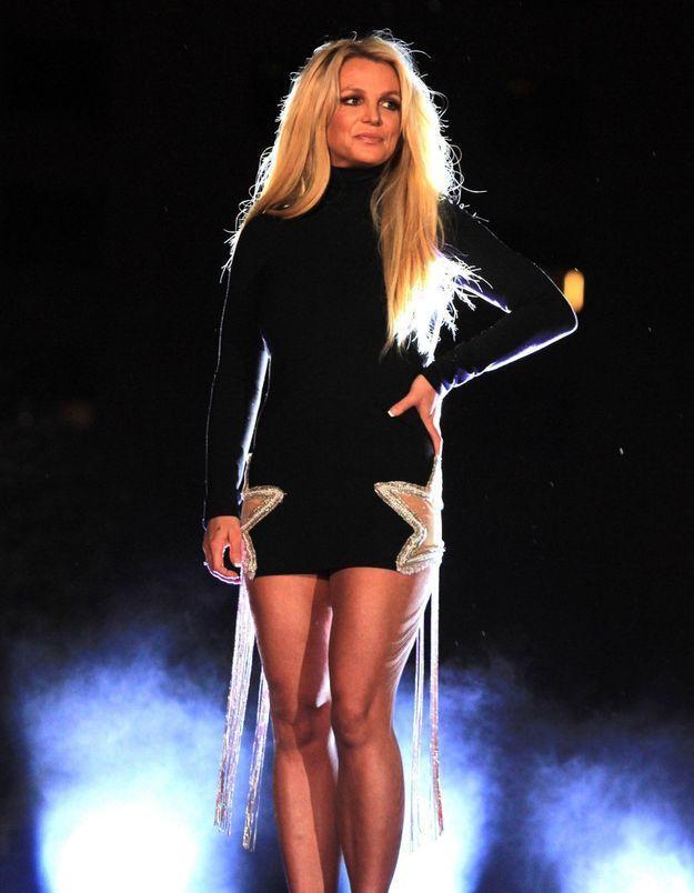 Britney Spears pourrait mettre un terme à sa carrière