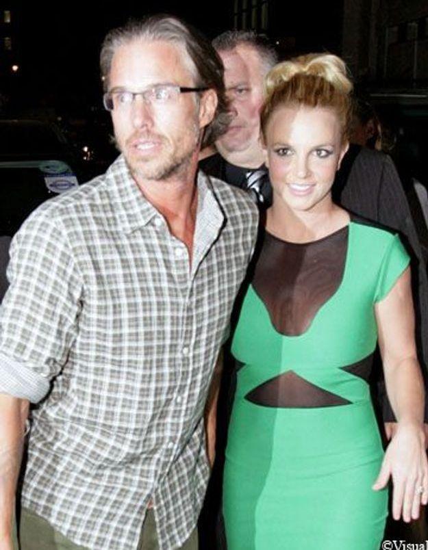 Britney Spears s'est fiancée!