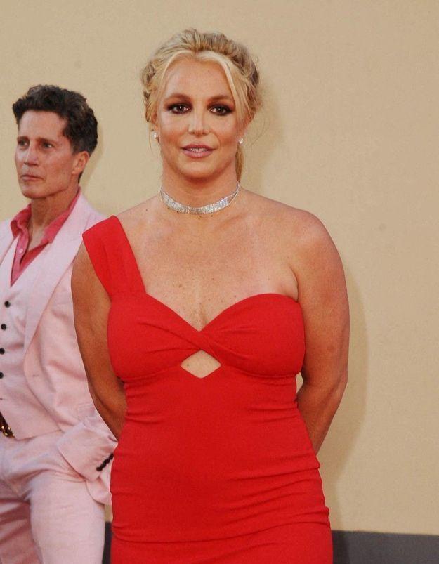 Britney Spears : sa demande au sujet de sa tutelle refusée par la justice !