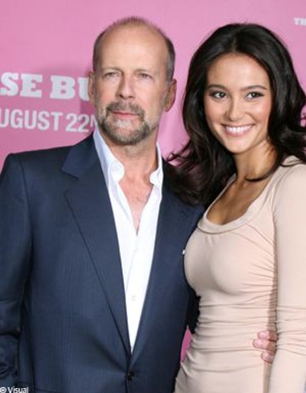 Bruce Willis et Emma Heming : mariage en famille