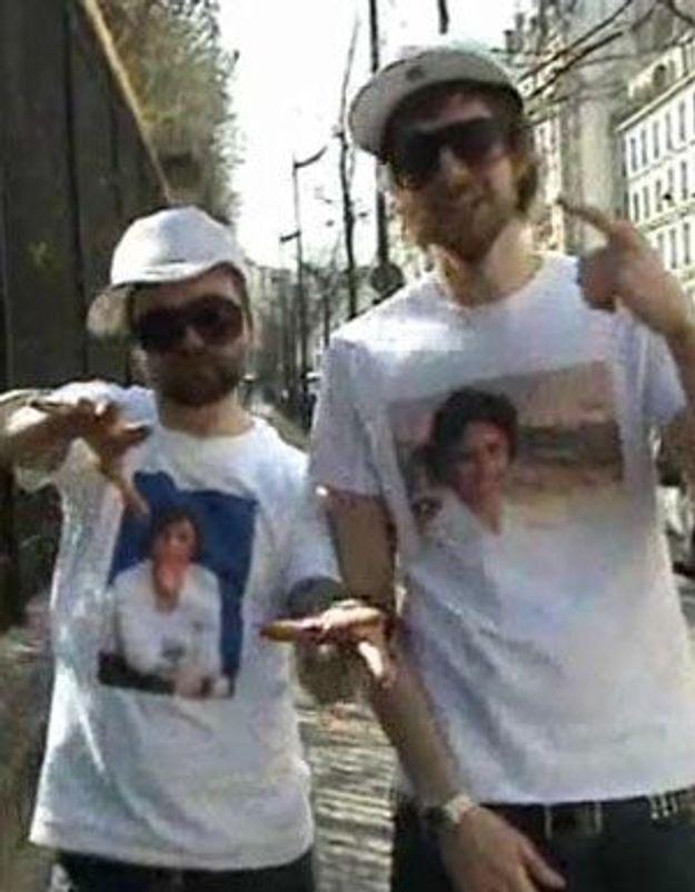 Buzz : deux hommes fous amoureux de Rachida Dati !