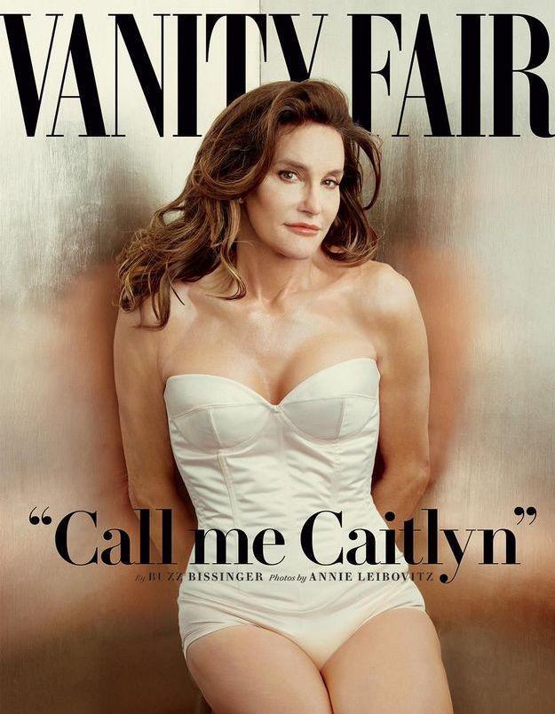 Caitlyn Jenner : sa première apparition en public