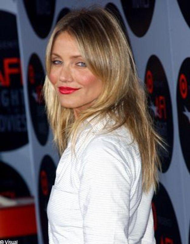 Cameron Diaz copie Kate Moss