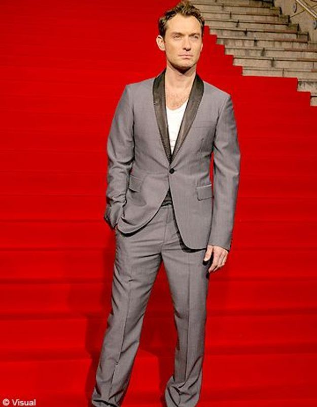 Cannes 2011 : Jude Law dans le jury de Robert de Niro !
