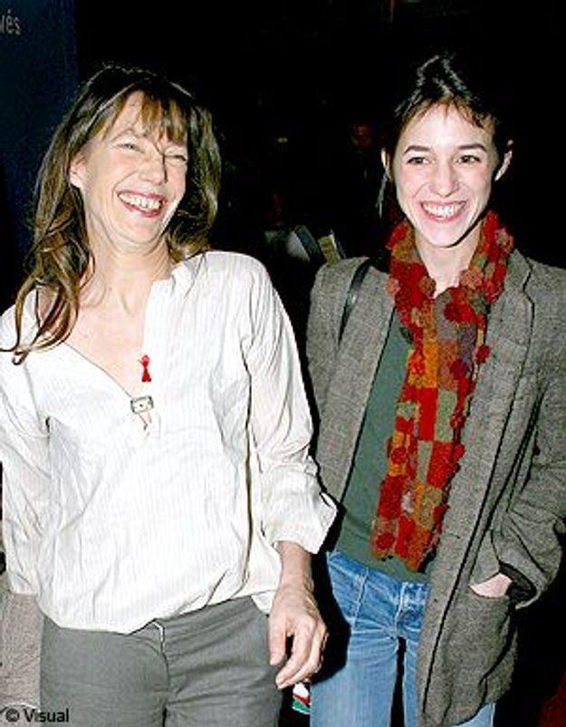 Cannes : Jane Birkin émue pour sa fille