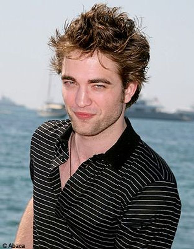 Cannes : le héros de « Twilight » est bien arrivé !