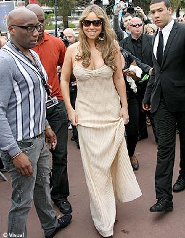 Cannes : Mariah Carey présente un film !