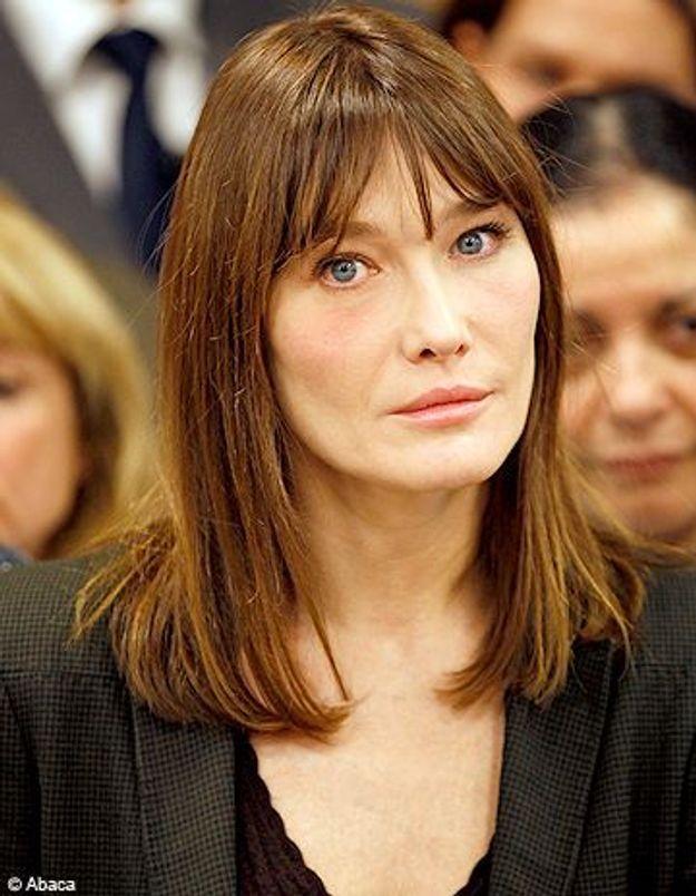 Carla Bruni-Sarkozy aurait passé une échographie