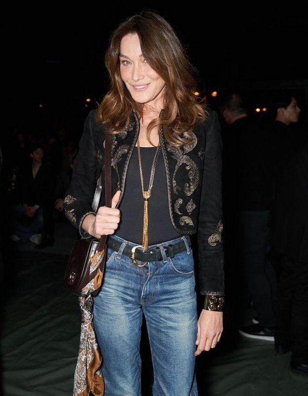 Carla Bruni-Sarkozy : ses confidences sur sa fille, Giulia