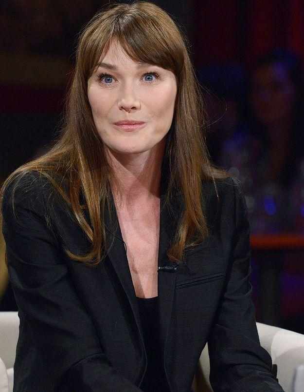 Carla Bruni : son vol gratuit Paris-New York crée la polémique