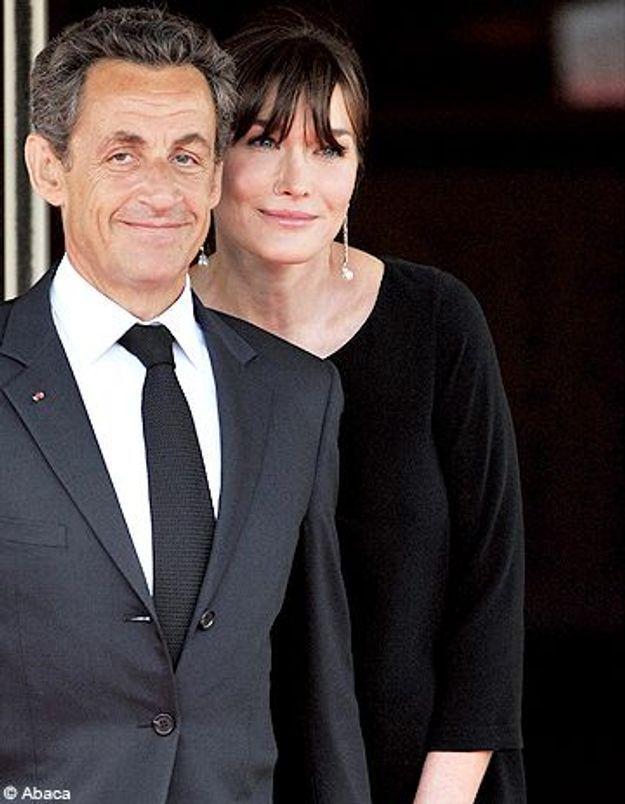 Carla et Nicolas Sarkozy : bienvenue à leur petite Giulia !