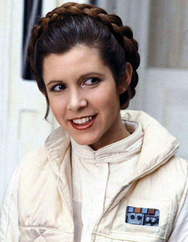 Carrie Fisher Le Message D Outre Tombe De La Princesse Leia Qui A ému Sa Famille Elle