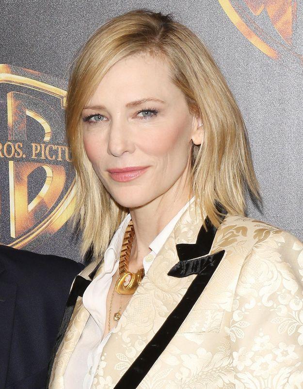 Cate Blanchett, Présidente du Jury dans les starting blocks pour Cannes 2018