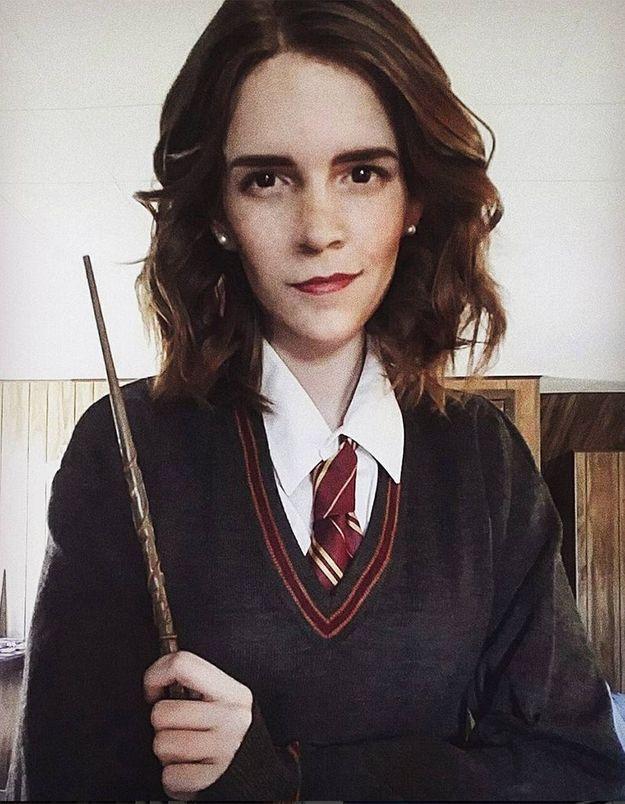 Ce sosie d'Emma Watson va vous faire voir double !