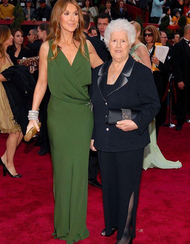 Céline Dion : des adieux en toute discrétion à sa mère
