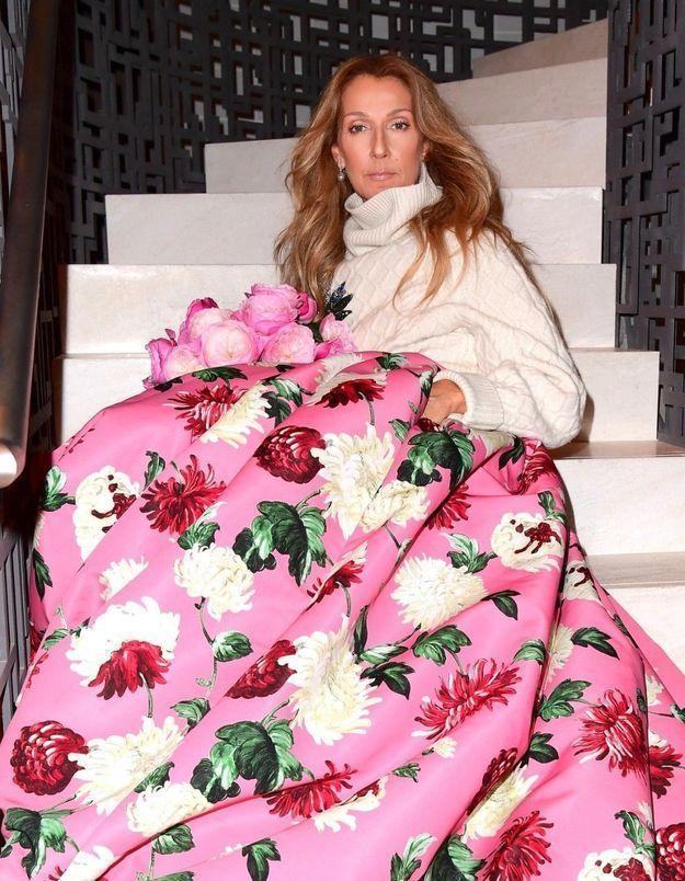 Céline Dion : elle détend l'atmosphère avec une blague en plein confinement !