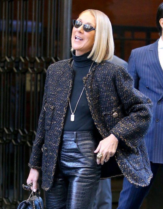Céline Dion : elle échappe de peu à une agression