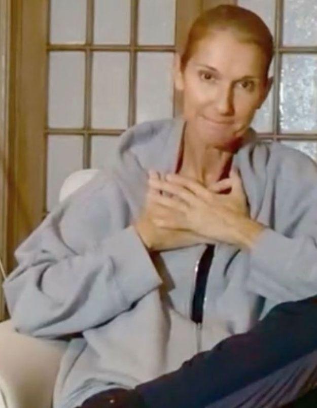 Céline Dion : épuisée, elle publie une vidéo inquiétante