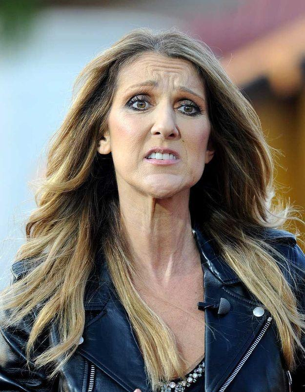 Céline Dion : la vidéo de la chanteuse menottée par la police !