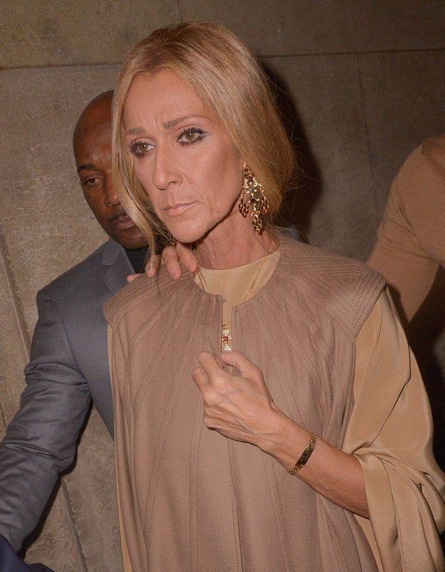 Céline Dion : sa  biographe revient sur les derniers jours de son mari René