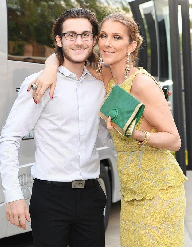 Céline Dion : sa déclaration à René-Charles pour son anniversaire !