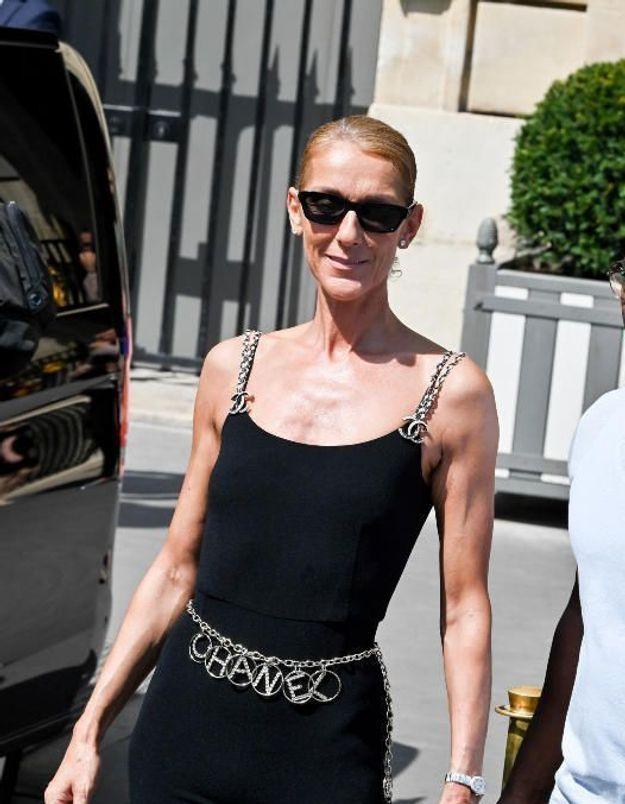 Céline Dion sans pantalon : ses looks totalement fous à Paris !