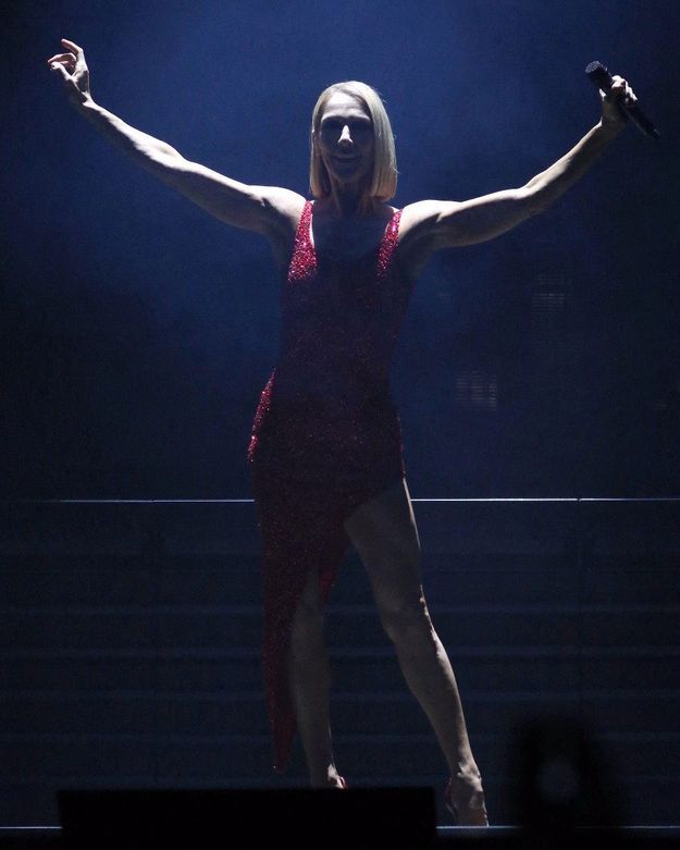 Céline Dion : ses concerts parisiens annulés